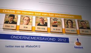 Rabobank – Ondernemersavond
