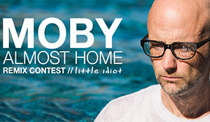 Moby – Almost Home